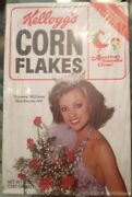 Vanessa Williams 1984 Miss America Corn Flakes Banned Cereal - Sealed Box