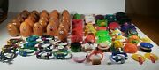 Vintage Mcdonalds Chicken Mcnuggets Buddies Happy Meal Toys Lot Of 76 201