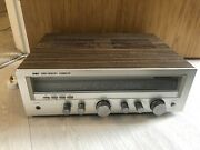 Gec High Fidelity A1800-r Vintage Stereo Receiver Tested