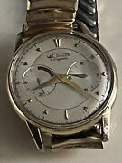 Very Rare Vintage Lecoultre 827 Man Watch-only 1000 Made-runs