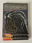 Animorphs 54 - The Beginning - By K. A. Applegate Paperback Book First Printing