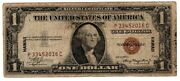 1935 A 1 Hawaii Silver Certificates Nice Wwii Note