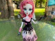 Monster High Sweet 1600 Ca Cupid Doll Preowned