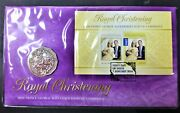 Australian 50 Cents Pnc 2014 - Royal Christening Commomerative Coin