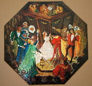 Okta-puzzle Springbok 500 Pc Jigsaw Puzzle 1 Pc Missing Romeo And Juliet 1967