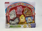 Fisher Price Laugh And Learn Farm Animal Puzzle New In Stock