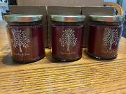 Celebrating Home Interiors Baked Apple Pie Candles Set Of 3
