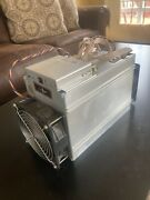 Antminer D3 19.3 Gh/s X11 Asic Dash Miner Apw3++ Power Supply Unit Included