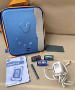 Vtech Innotab Storage Case/backpack, 3 Games, Wall Charger, Manual, Stylus…