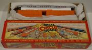 Walthers The Great Circus Train 3rd Release 1967c Cars 49 And 62 - Kit
