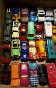 Lot Of 51 Loose Matchbox Cars Vintage To Modern-some Htf-1970s/80s/90s/2000s