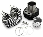 Complete Piston Kit And Cylinder Head Barrel Suitable For Royal Enfield 500cc