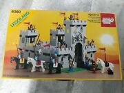 Lego Castle 6080-1 6080 Complete With Box