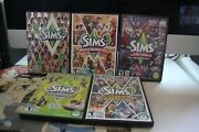 Sims 3 Plus 4 Expansion Packs Pc-windows/mac All Complete, Ambition,late Night