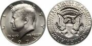1974 D Kennedy Half Dollar Bu Uncirculated Mint State 50c Us Coin Collectible