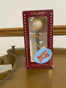Britney Spears Collectible Lollipop Sugar Factory In Package Rare Circus Couture