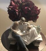 Priceless Moment Mother Father And Child By Lladro