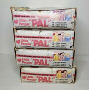 Read Xavier Roberts Little People Pal Doll Assembly Kit 3 Redhead 1 Blonde