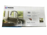 Moen Noell Single-handle Standard Kitchen Faucet With Side Sprayer Stainless