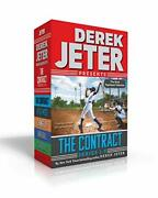 The Contract Series Books 1-5 By Derek Jeter