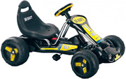 Lil' Rider Go Kart Pedal Car – 4-wheel Ride On Toy Cars For Kids – Outdoor...