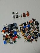 Lego Lot Of Star Wars Minifigure Body Parts Incomplete Figures Droids And More