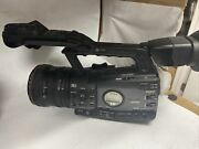 Canon Xf305 Hd Professional Video Camera / Working - No Battery Or Charger