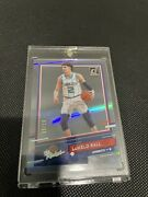 2021 Donruss Clearly Lamelo Ball The Rookies Holo 9/10