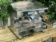 Bezzera C2013 2 Group Stainless Espresso Coffee Machine Commercial Wholesale Bar
