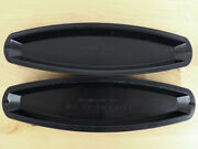 Lot Of 2 George Foreman Grill 13 Drip Tray Catcher Tsk-2612 Replacement Parts