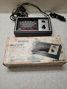 Sears Better Quality 12v Engine Analyzer W Cords Cables 28 2163