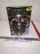 1989 Ralston Batman Cereal With Batman Coin Bank New Sealed Never Opened