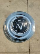 Vintage V Hubcaps For 1953 Buick Roadmaster Single Replacement Hubcap