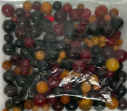 Lot 155 Multicolor And Various Size Bakelite Button/beads