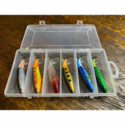 6pcs Whopper Plopper Bass Lures Fishing Lures For Bass, Topwater Bass Lure