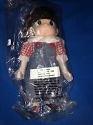 Precious Moments Dolls Fall Girl Tabitha 42239 New In Unopened Cellophane T16