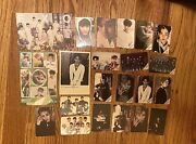 Exo Photocards + Postcards + Stickers - Free Shipping