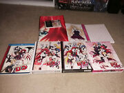 Highschool Dxd Season 1-4 Limited Edition Lot Out Of Print Hard To Find