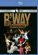 Broadway The American Musical [blu-ray] - Blu-ray By Julie Andrews - Very Good