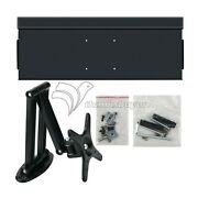 60cm Keyboard Mouse Tray Rotary Holder Wall Mounted Stand Bracket For Mod Racing