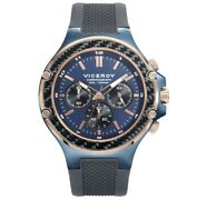 Viceroy 471203-37 Collection Mágnum Chronograph In Steel, Rubber And Fiber Carbon