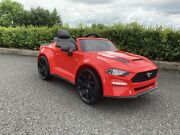 24v Licensed Ford Mustang Drift Car Kids Electric Ride On Cars Jeeps Offer Price