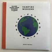 Vampire Weekend - Father Of The Bride | 2lp Orange Colour Vinyl Record | Sealed
