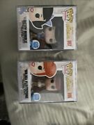 Funko Pop Animation Wilma Flintstone And Betty Rubble 2-pack Bundle 696 And 697