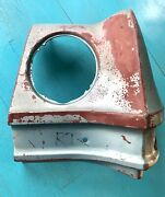 1965 Chevy Impala Right Rear Taillight Housing Classic Car Parts Good Condition