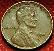 1945 Us. Wheat Penny Ch15