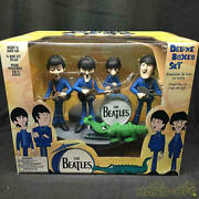 Mc Farlane Toys Celebrity / Talent / Fighting The Beatles Figure Deluxe Boxed Se