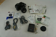 Canon Eos 20d Camera W/ Ef-s 17-85mm Canon Zoom Lens, W/ Extras