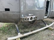 Uh1 Helicopter Hard Mount For Weapon Aluminum Used Have 4