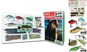 Bass Fishing Kit 77 Pc Bass Gear Tackle Box With Tackle Included Crankbait